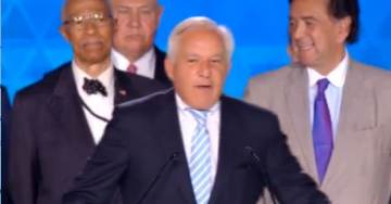 Top Democrat at Free Iran Rally: Let Me Be Perfectly Clear – We All Stand WIth Donald Trump on Iranian Regime (VIDEO)