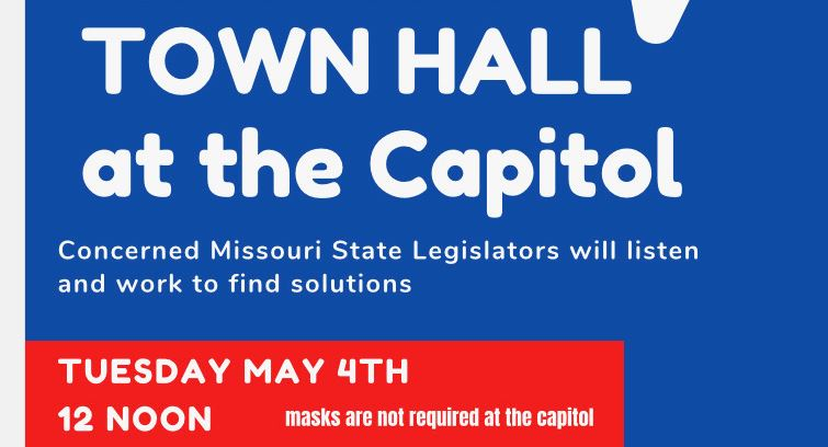 Fed-Up Missouri Residents Plan Town Hall Hearing in State Capitol Over Draconian COVID-19 Lockdowns