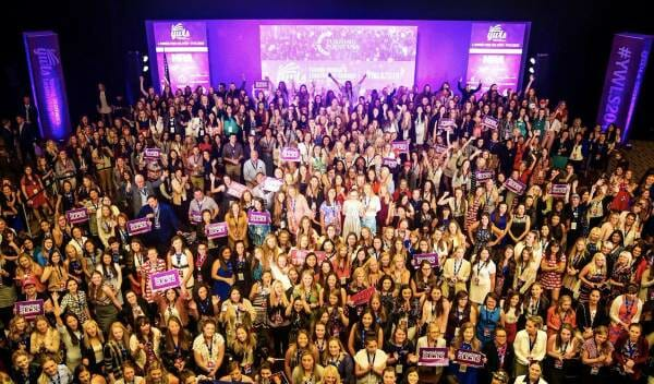 "CHARLIE KIRK at TPUSA's Women's Leadership Summit: ""Women Are Shaping the Greatest Presidency in Modern US History"""