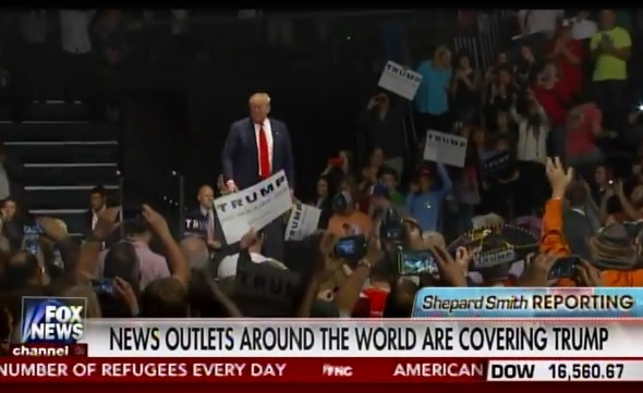 In Europe – Just Like US – Media and Elites Hate Trump But the People LOVE HIM (VIDEO)