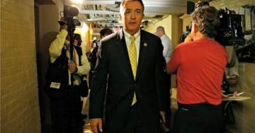 GOP Rep. Trent Franks Resigns – Over Sexual Abuse Allegations After Discussing Surrogacy with 2 Female Staffers