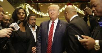"""African-American Leader: Trump's Message """"Resonates"""" With Black Voters (VIDEO)"""