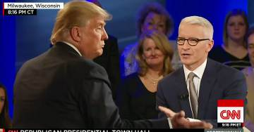"Anderson Cooper Tweet Calls Trump ""Pathetic Loser"" – Then Claims Account Was Hacked"