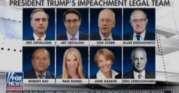 """Dangerous, Brazen and Unlawful"" — BREAKING: Trump Defense Team Files First Response to Sham Impeachment — WITH FULL DOCUMENT"