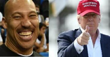 """Ungrateful Fool!"" Trump Goes in for Kill Shot on Ingrate LaVar Ball"