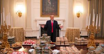 """Clemson Coach on McDonald's Night at the White House: """"The Team Loved It!"""""""