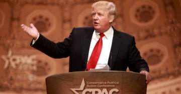 FLASHBACK 2016: CPAC Crowd Plans Mass Walkout Protest During Trump Speech – Trump Pulls Out of CPAC