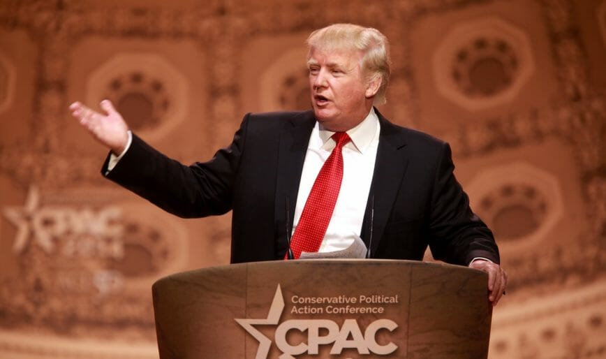 Trump Expected to Shoot Down Discussion of Starting His Own Party During CPAC Speech