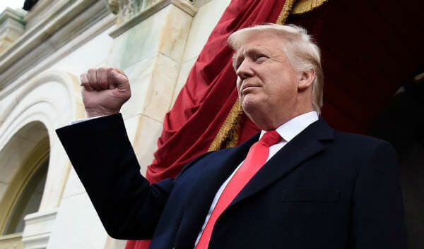 """""""Our Support Was So Big, Never Seen Before – That It has Become a Major Threat to Democrat Party"""" – President Trump Releases New Statement – Rips Fake News NY Times"""