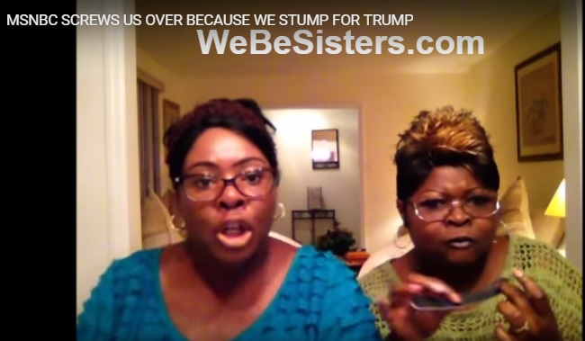"Black Women Tell Jorge Ramos: Trump Is Going to Build That Wall ""So Sit Down and Shut Up"" (VIDEO)"