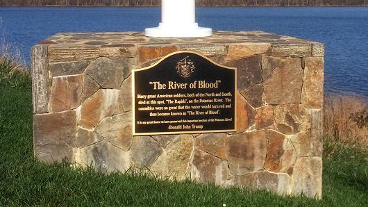 Unreal. Trump Golf Course Posts Memorial to Civil War – Liberals Whine