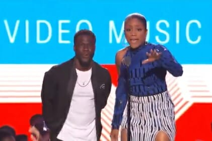 "photo image ""In Your Face, Trump! Suck It!"" – Comedian Opens MTV Video Music Awards with Vulgar and Racist Hit on Trump (VIDEO)"