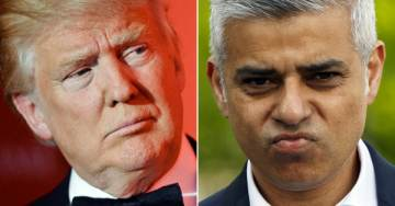 Sadiq Khan's Metro Police Reportedly Ban Pro-Trump Welcome Rally in London Next Week