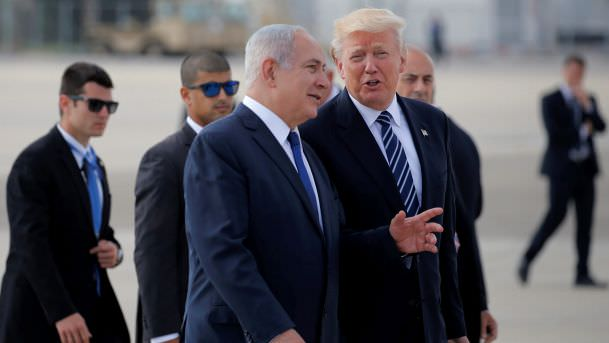 "Netanyahu Responds to Trump's Recognition of Jerusalem: ""Thank You for Today's Historic Decision"" (Video)"