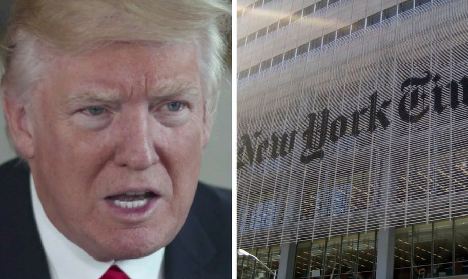 MORE LIES ON TOP OF LIES=> NY Times: FBI Spy Inside Trump Campaign Was Not There to Spy