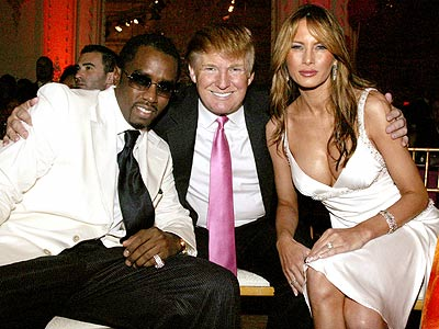 trump p diddy