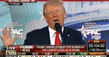 Trump Slams Nancy Pelosi: We Have to Fight Nancy Pelosi Who Wants to End Your Tax Cuts, Take Away Your Rights (VIDEO)