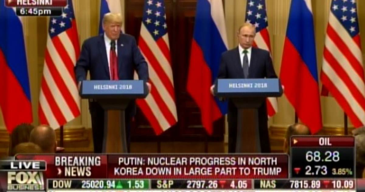 PUTIN BLOWS APART RUSSIA COLLUSION NARRATIVE: Says Russian Group Gave $400,000,000 to HILLARY CLINTON!! (VIDEO)