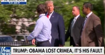 President Trump on Leaker James Comey: They Seem Like Criminal Acts to Me. What He Did Was Criminal (VIDEO)