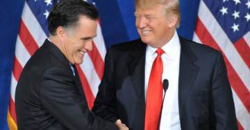 BREAKING: POTUS Trump Endorses Mitt Romney in Utah Senate Race