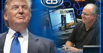 RUSH LIMBAUGH SPARKS OUTRAGE After Suggesting Trump is Pandering for KKK Vote
