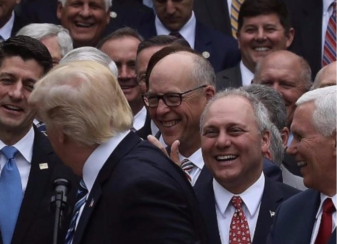 """Liberals Attack POTUS Trump After Scalise Shooting: """"It Should Have Been His Dumb Ass to Get Popped"""""""