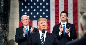 LIVE BLOGGING the TRUMP State of the Union Address with TGP's @LucianWintrich and @CassandraRules