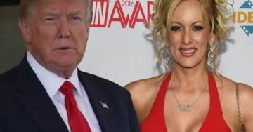 """Wow! Trump Lashes Out at """"Horseface"""" Stormy Daniels and Her """"3rd Rate Lawyer"""""""