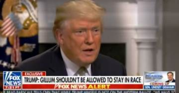 """BOOM! President Trump DESTROYS Andrew Gillum: """"The Man Is a Stone-Cold Thief – He Should Not Be Allowed to Continue on With the Race – a Disaster"""" (VIDEO)"""