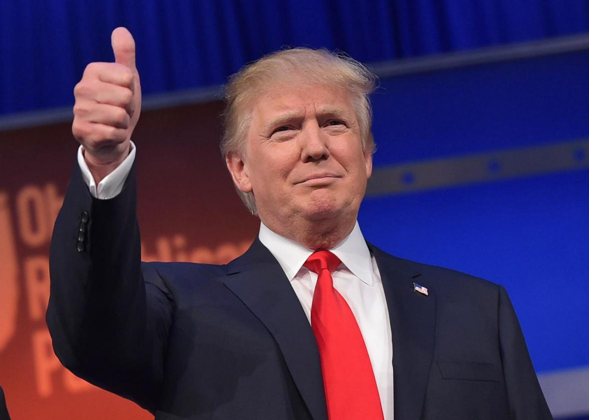 Trump Becomes Presumptive GOP Nominee After Winning Florida and Illinois Primaries - Crushes Record Vote Totals