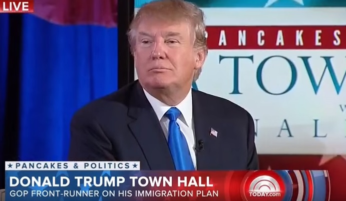 Donald Trump: We're Going to Build a Wall and Mexico Is Going to Pay for the Wall (VIDEO)