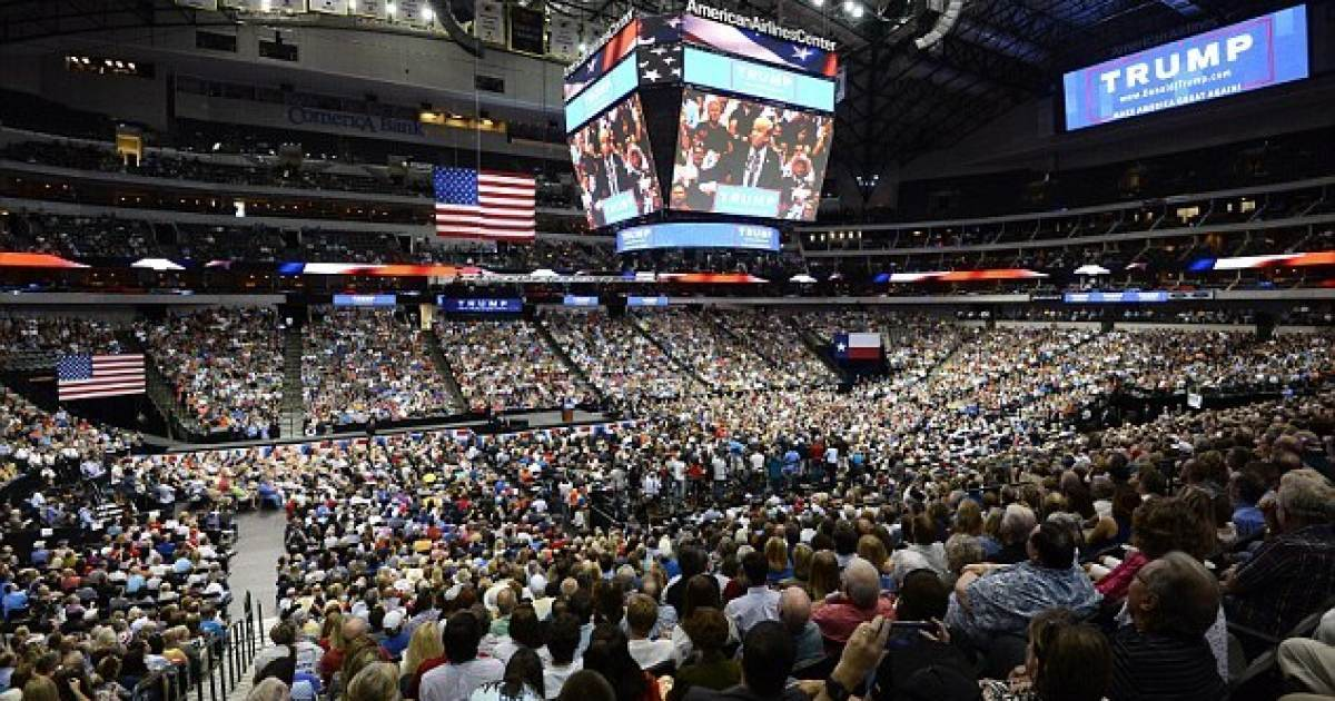 Trump And Pence Rally Tour Dates