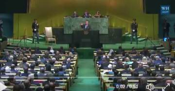 Netanyahu on Trump UN Speech: In More than 30 Years at UN, Have Not Heard a Speech so Bold and Courageous