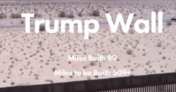 Border Wall Construction Breaks Ground in South Donna – 71 Miles Completed So Far – 509 Miles By 2020 Election