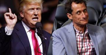 """FLASHBACK: Donald Trump References Gateway Pundit in 2013, Says """"Anthony Weiner Is Sick Pervert – Will Never Change"""""""