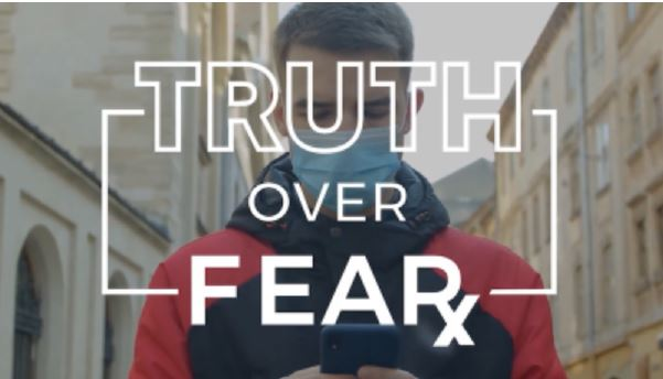 """Leftist Internet Company Shuts Down """"Truth Over Fear"""" COVID Summit to Silence Health Professionals Concerned About Lockdowns and Experimental Gene Therapy Injections"""