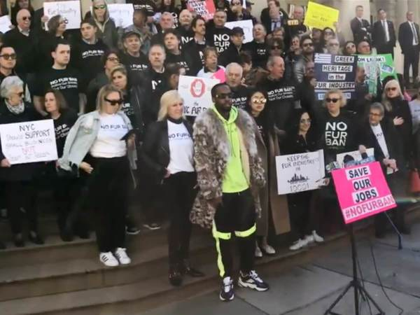 Rapper Claims New York City's Proposed Fur Ban is 'Racist' and Meant to Target Black Community