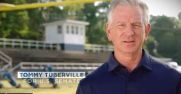 Good News! Former Auburn Coach Tommy Tuberville Gains on Skunk Jeff Sessions in Alabama Senate Race