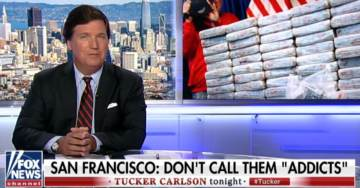 "Tucker Carlson on Liberal Fascists: ""Those Who Control Your Words Control Your Mind"" (VIDEO)"