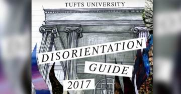 REPORT: 'Disorientation Guide' Given to Freshman at Tufts Calls Jews 'White Supremacists'