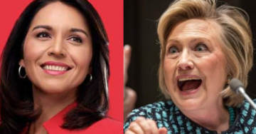 INSANE: Bitter Twice-Failed Presidential Candidate Hillary Clinton Accuses Tulsi Gabbard of Being a 'Russian Asset'