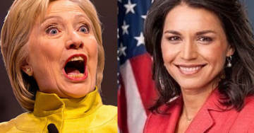 Tulsi Gabbard Responds to Hillary Clinton Smears, Challenges 'Queen of the Warmongers, Embodiment of Corruption' to Join Race!