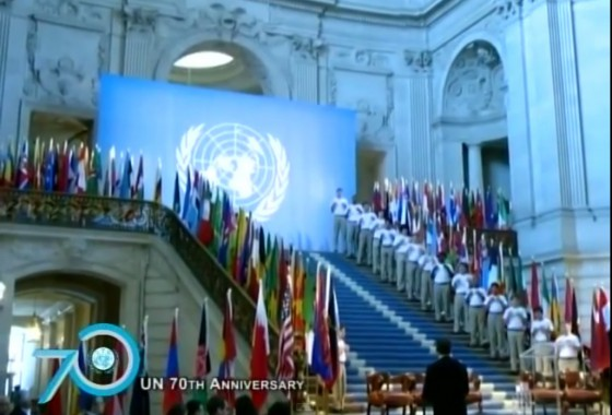 """UN Sec-Gen: Obama To Sign International Agreement """"To End Global Poverty"""" (VIDEO)"""