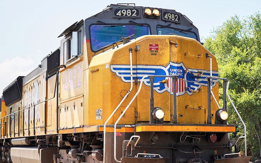 Union Pacific Railroad Files Federal Lawsuit Over Unions' Objections to Joe Biden's Forced Vaccines