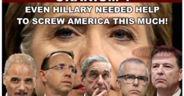 Feds Refuse to Unseal Documents on FBI Deep State Raid of Clinton Foundation Whistleblower that Implicate Mueller