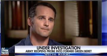 President Trump Announces He Will Review Case Against Major Matt Goldsteyn – Charged with Murder for Killing Taliban Bomb-Maker