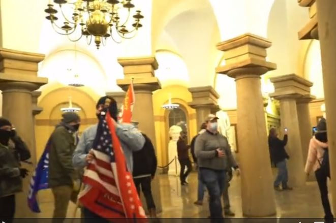 IT WAS ALL A LIE: Congress Was Evacuated on Jan. 6 Due to Pipe Bomb Threat — Not Because of Trump Supporters