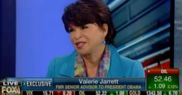 JUST UNBELIEVABLE! Valerie Jarrett: Why Would We Want Anyone to Put Their Thumb on the Scale to Influence an Election (VIDEO)
