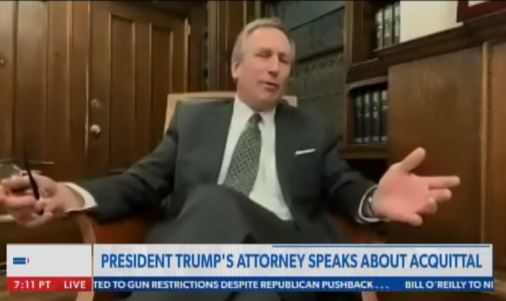 """Trump Attorney Michael van der Veen: """"We had Them Like a Wounded Animal in the Corner, Dying. Their Case was Dying"""" (VIDEO)"""