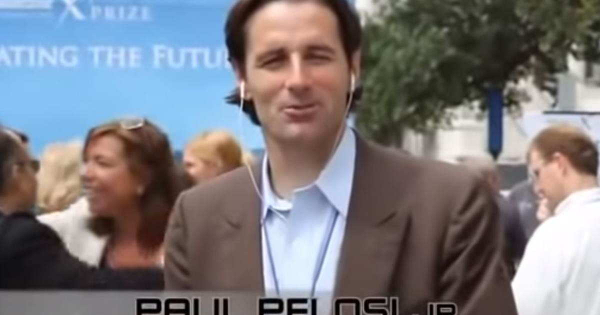 Nancy Pelosi's Son Paul Pelosi Jr. Was Given Lucrative $180,000 a Year Position on InfoUSA Weeks After His Mother Became Speaker — Despite having No Experience!